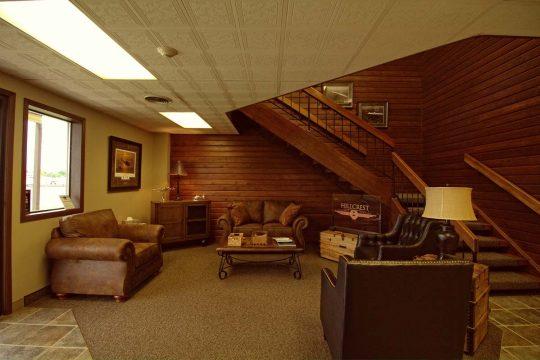 Hillcrest Aircraft Company Lobby