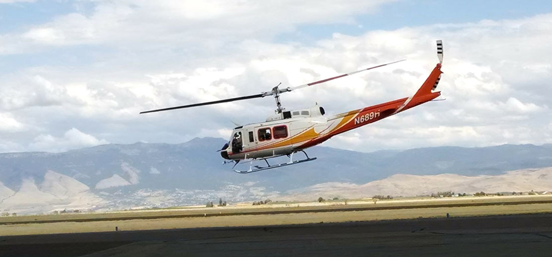 Hillcrest Aircraft Company - Bell Helicopters