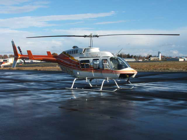 Bell 206 L3 and L4 Long Ranger