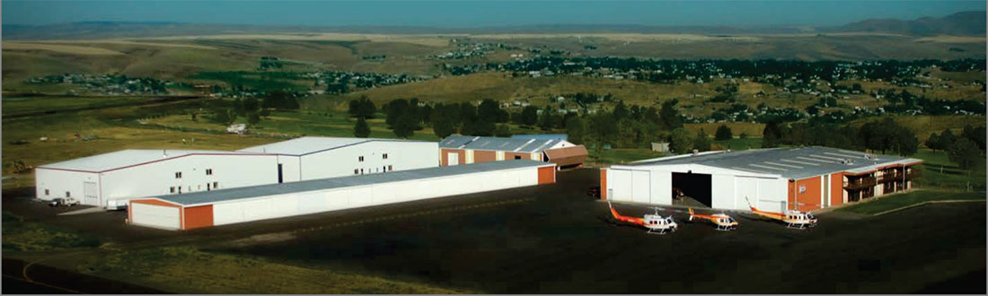 Hillcrest Aircraft Company Base