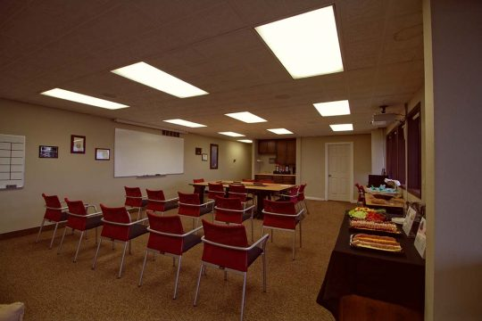 Hillcrest Aircraft Company Conference Room