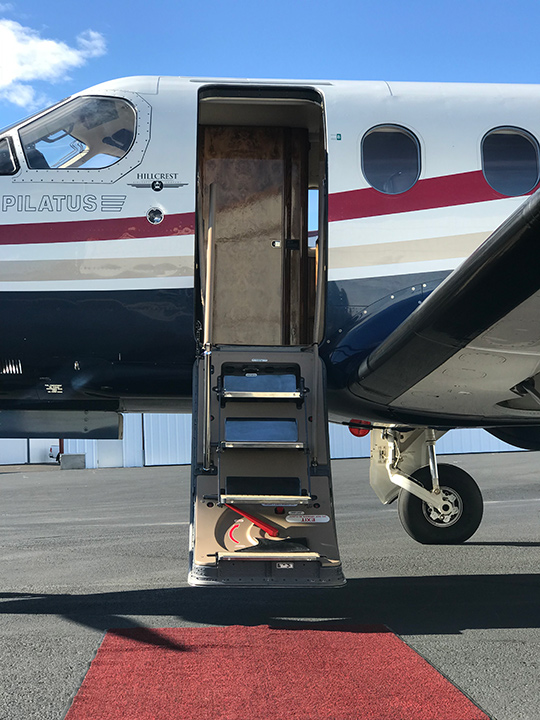 Hillcrest Aircraft Co  – Offering FBO Services